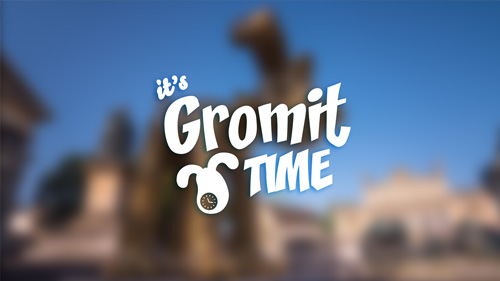 Gromit Time