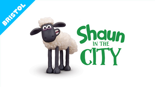 Shaun the Sheep – Bristol