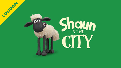 Shaun the Sheep – London