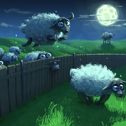 Aphantasia - Counting Sheep