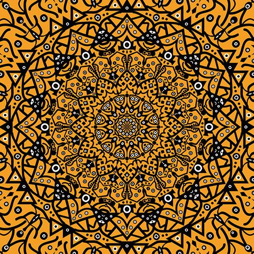 Aphantasia - Mandala