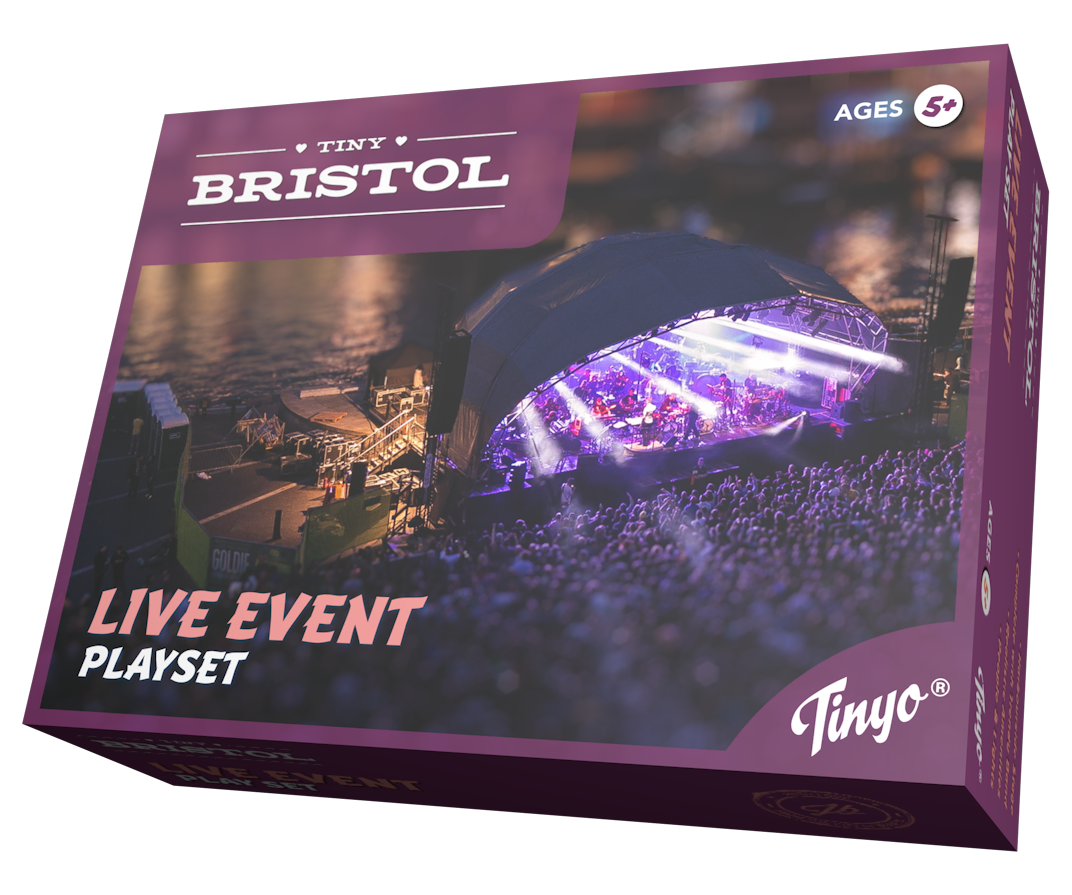 Tiny Bristol - Live Event Playset