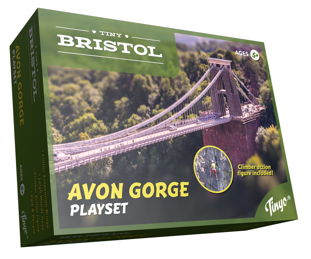 Tiny Bristol - Avon Gorge Playset