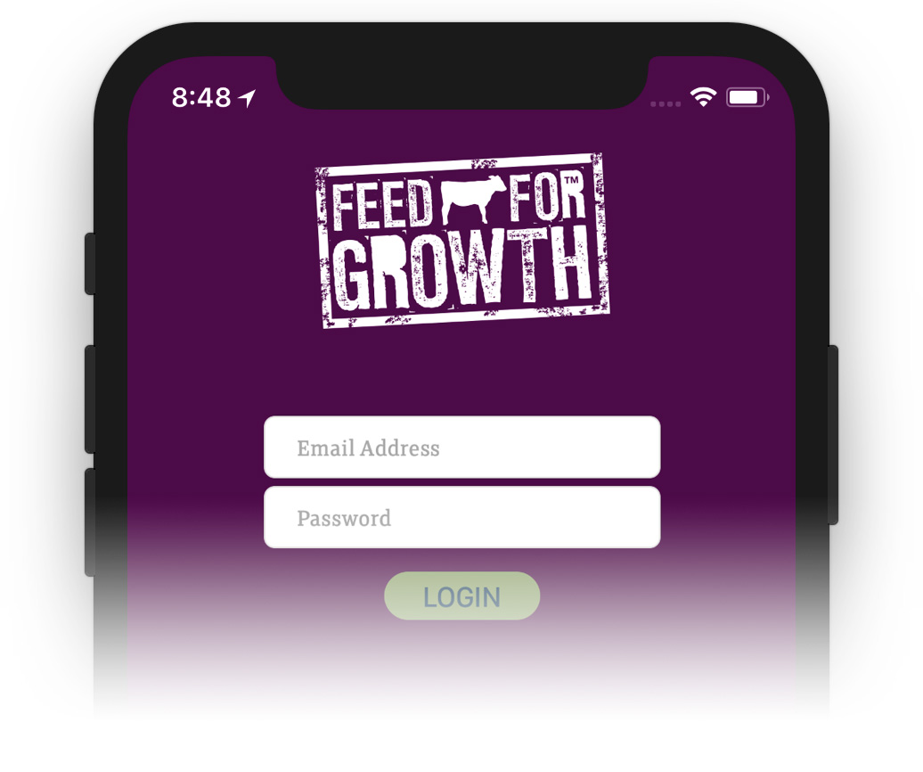 Feed for Growth App