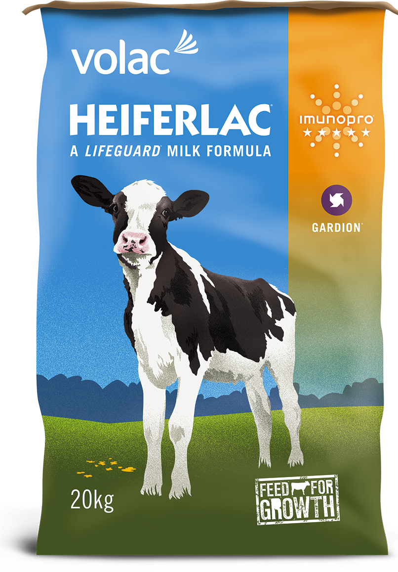 HEIFERLAC ® Pack Shot
